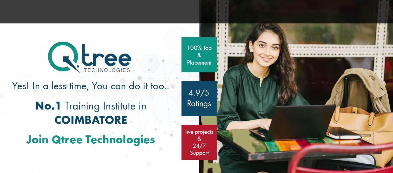 No 1 Training Institute in Coimbatore | Best Software