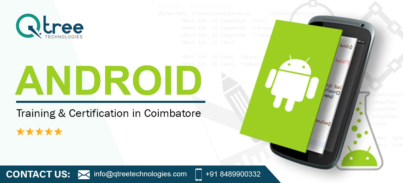Best Android Training in Coimbatore | Best Android App Training Course in Coimbatore