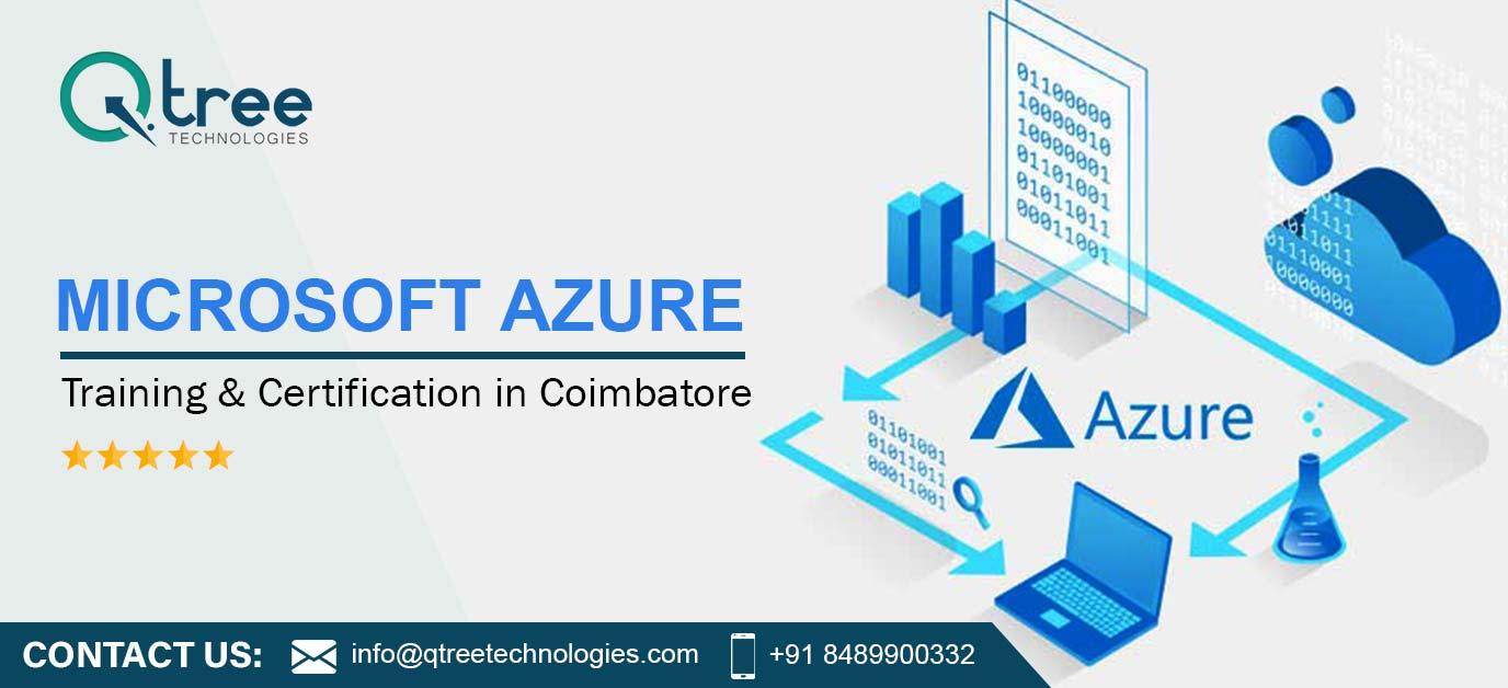 Azure Training in Coimbatore | Microsoft Azure Training in Coimbatore